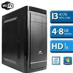 Computador Workstation Intel Core I3, 1Tb, Wifi, Windows 7