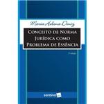 Conceito de Norma Jurídica Como Problema de Essência - 5ª Ed. 2019