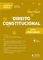 Concursos Públicos - Direito Constitucional (2019)
