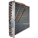 Condensador de Cobre 2 Filas Ar Condicionado Consul 7000 7500 Btus