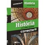 Conecte Historia - Vol Unico - Saraiva