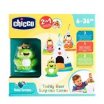 Cones Surpresa Fantoches Chicco 078980