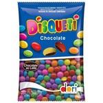 Confeito de Chocolate Colorido Disqueti 500g - Dori