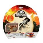 Conjunto 15 Dinos Jurassic World Mattel