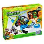 Conjunto Blocos de Montar Tartarugas Ninja Mega Bloks - Helicóptero - Mattel