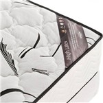 Conjunto Box Completo Casal King Size Ortobom de Espuma High Latex 1860x1980x0540