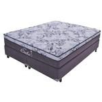 Conjunto Box Completo Casal Queen Size Probel Cielo 1580x1980x0480