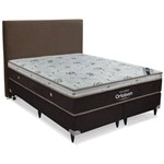 Conjunto Box Sleep King King (186x198x55) Ortobom