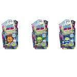 Conjunto Cadeado Lock Stars Série 2 - Hasbro