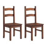 Conjunto 2 Cadeiras Milla