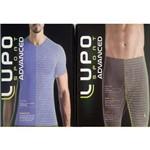 Conjunto Camiseta e Bermuda Térmica de Compressão Lupo 70040-001 70050-001