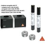 Conjunto Carregador Mini Nt para 2 Cabos Mini3000 - Heine - Código: X-001.99.485