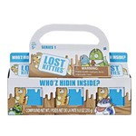 Conjunto com 3 Mini Figuras Surpresa - Lost Kitties - Hasbro