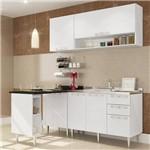 Conjunto Cozinha 09 Branco P3 - Art In Móveis