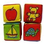 Conjunto Cubos com 4 - Bandermás - BANDERMAS