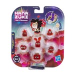 Conjunto de 6 Mini Bonecas - Hanazuki - Humores - Vermelhos Chateados - Hasbro