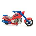 Conjunto de Atividades - Motocicleta Monta e Desmonta - Disney - Marvel - Spider-man - Toyng