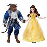 Conjunto de Bonecos - Baile Encantado - a Bela e a Fera - Disney - Hasbro
