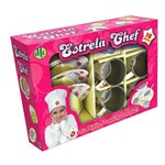 Conjunto de Cozinha Estrela Chef Dtc - Branca