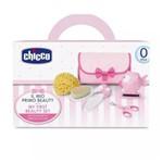 Conjunto de Higiene Cuidados do Bebe Rosa Chicco 059340