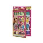 Conjunto de Miçangas Barbie Revista Pink - Fun