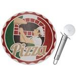 Conjunto de Pizza 7885 2Pçs com Tábua de Vidro