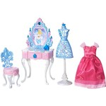 Conjunto Disney Princess Cenário Temático Cinderela - Hasbro