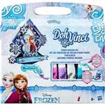 Conjunto Dohvinci Enfeite de Porta Frozen Pistola Azul - Hasbro
