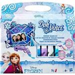 Conjunto Dohvinci Porta Retrato Frozen Pistola Lilás - Hasbro