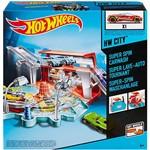 Conjunto Garagem e Lava Rápido Lava Rápido Express Hot Wheels - Mattel