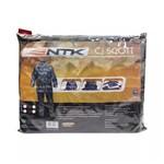 Conjunto Impermeavel Capa de Chuva Moto Scott Camuflado NTK Tam M