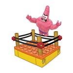 Conjunto Mega Bloks - Bob Esponja - Patrick - Mattel
