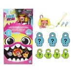 Conjunto Mini Figura Surpresa - Cadeado Lock Stars - Multipack - Hasbro