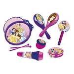 Conjunto Musical - Minha Bandinha - Disney - Princesas - Toyng