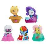 Conjunto My Little Pony Cutie Mark Crew Series 2 Party Style - Hasbro