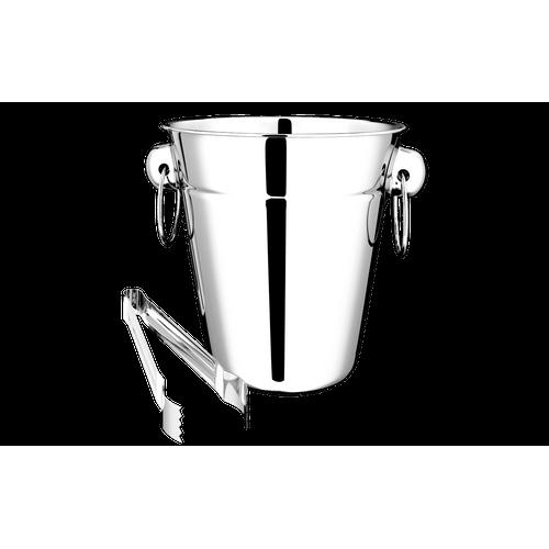 Conjunto para Bar 2 Peças - Cali Balde: Ø14 X 16 X 13cm Pegador: 16,5 X 1,7 X 1,4cm - Brinox