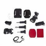 Conjunto Peças de Reposição Grab Bag Mounts para Câmeras Hero