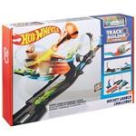 Conjunto Pista e Veículo - Hot Wheels - Track Builder - Desafio Lançador - Mattel FLK60