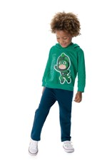 Conjunto PJ Masks® Menino Malwee Kids Verde - 3