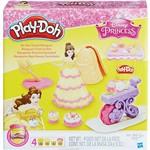 Conjunto Play-Doh Banquete Bela - Hasbro