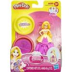 Conjunto Play-Doh Estampa Princesas - Rapunzel - Hasbro