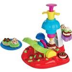 Conjunto Play-doh Fábrica de Biscoitos e Cookies Hasbro