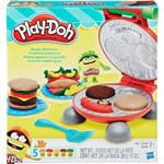 Conjunto Play-Doh Festa do Hambúrguer