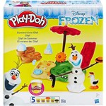 Conjunto Play-Doh Frozen Verão do Olaf - Hasbro