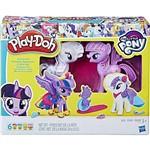 Conjunto Play-Doh MLP Diversão Fashion - Mattel