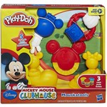 Conjunto Play-Doh Molde Mickey Mouse Club - Hasbro