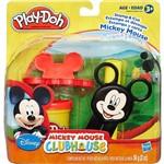 Conjunto Play-Doh Molde Mickey Mouse Mickey - Hasbro