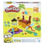Conjunto Play-doh Paraiso Minions Hasbro
