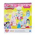 Conjunto Play-Doh Reino de Princesas Brilhante - Hasbro