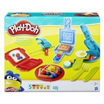 Conjunto Play Doh Super Kit Café da Manhã B6768 - Hasbro